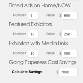 Calculate The Revenue Potential of Your Conference App