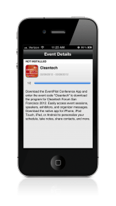 express conference app download content