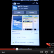 ASTD 2012 EventPilot Demo Video