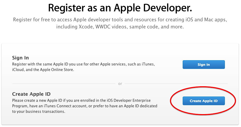 how to enroll in the apple developer program   eventpilot