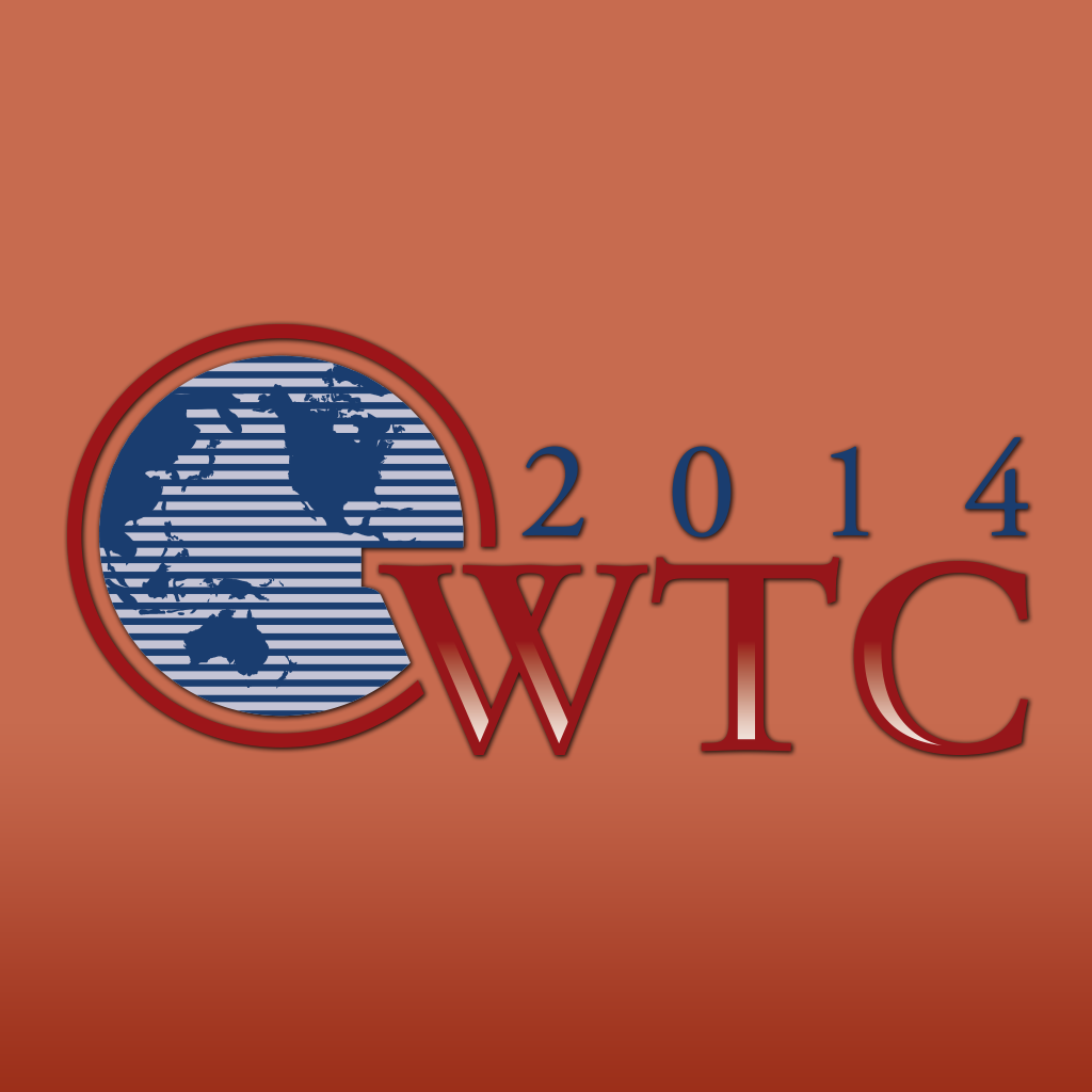 event app for WTC 2014