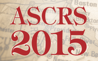 Event app for ASCRS 2015 conference