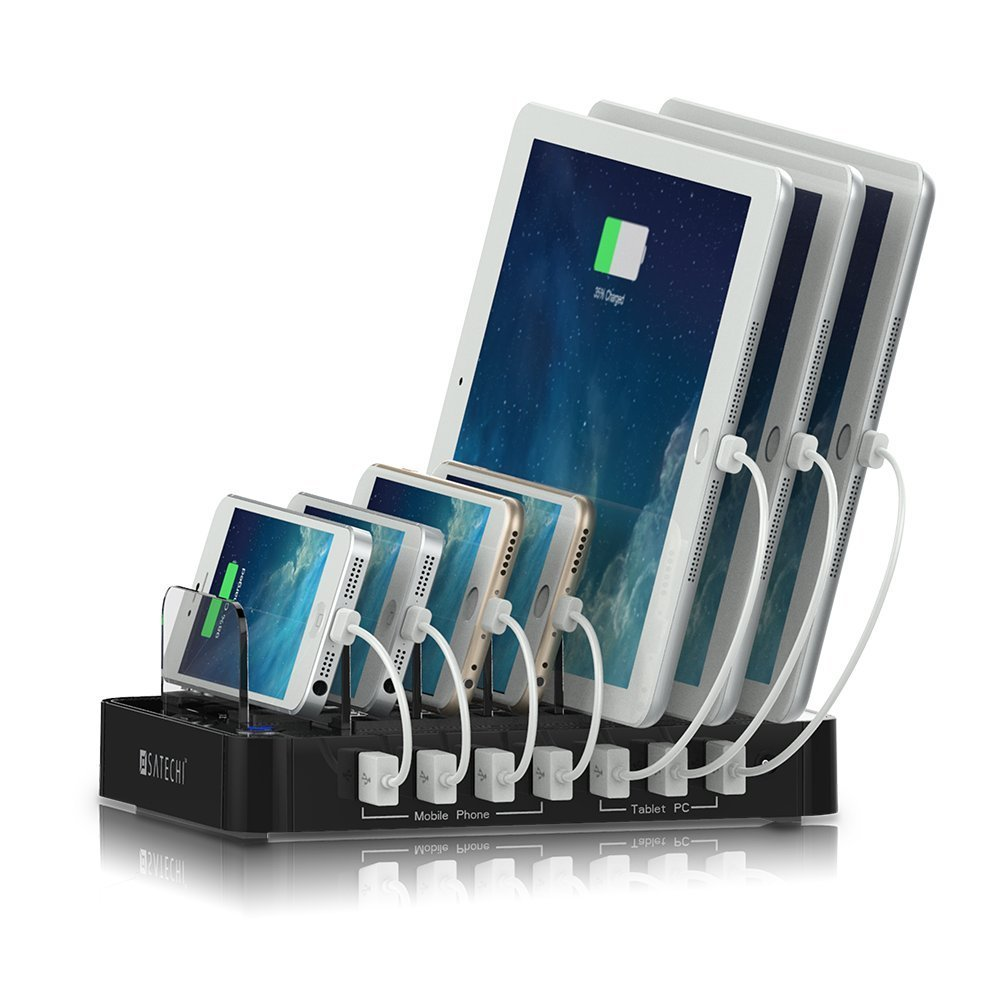 Increase Revenue With Mobile Device Charging Station