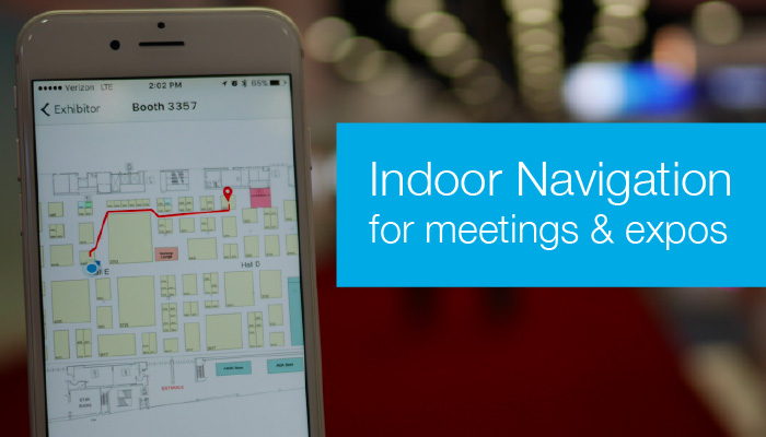EventTech Indoor Positioning Medical Meeting