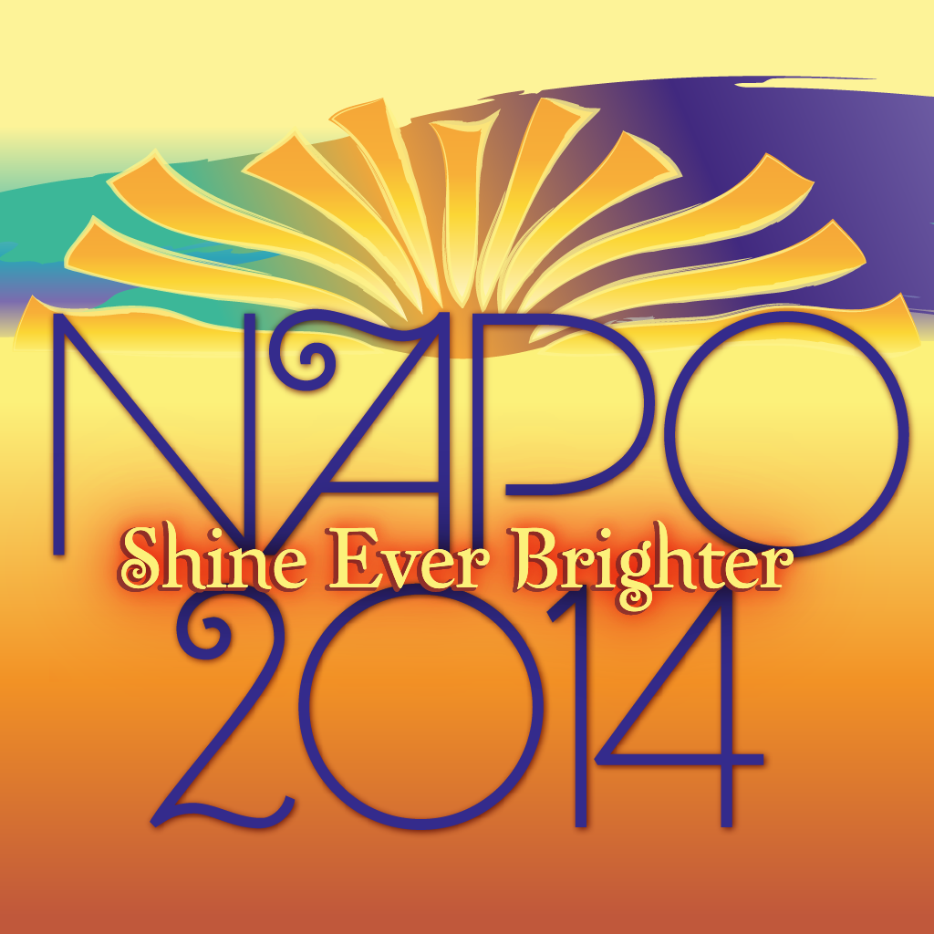 Event app for NAPO 2014 conference
