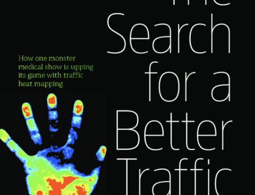 MeetingsNet Article: Traffic Tracking for Medical Meetings