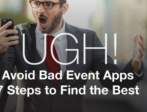 7 Steps to Finding the Right App for Large Medical Conferences